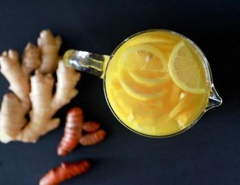 infusion citron gingembre curcuma pour stimuler votre système ...